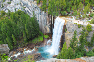 VERNAL FALLS (ESTATS UNITS)