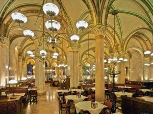 Cafè Central. Viena
